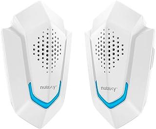 comprar comparacion Nulaxy New Repelente Ultrasónico de Plagas 20W, Mosquitos ultrasónicos portátiles, 100% Seguro para Personas y Animales,...