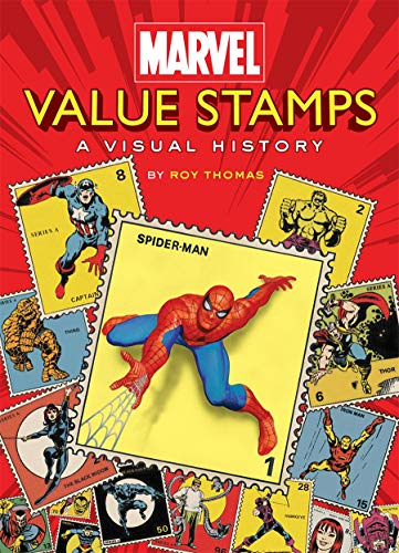 Compare Textbook Prices for Marvel Value Stamps: A Visual History  ISBN 9781419743443 by Marvel Entertainment,Thomas, Roy