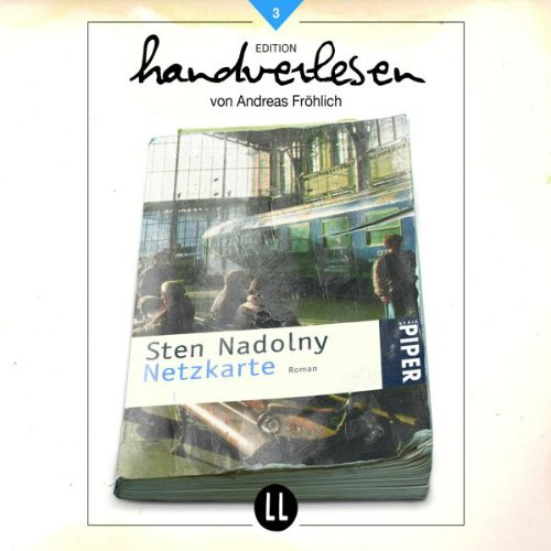 Netzkarte. Aus der Edition Handverlesen Titelbild