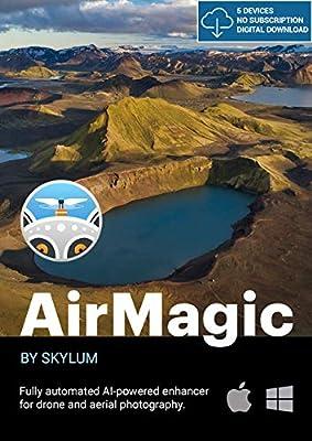 AirMagic - Automatic Drone Photo Enhancing Software [Mac Download]