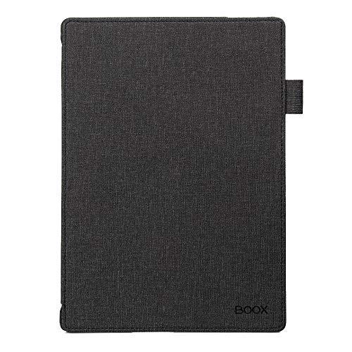 BOOX Hülle für Note Series eReader, Schutzhülle Cover Schwarz, mit Ruhemodus
