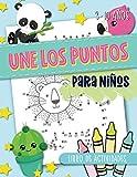 Une los puntos: para niños: libro de actividades: 3-10 años