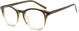 Aiweijia Fashion Unisex-Adult Vintage Full PC Frame Optical Glasses