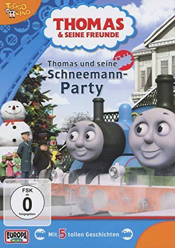 31 - Thomas und seine Schneemann-Party