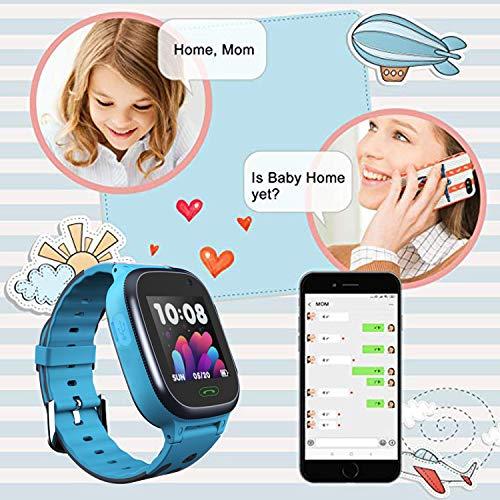 Smartwatch Niños Relojes Telefono: Amazon.es: Electrónica