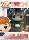 Funko Pop I Love Lucy ED IO 654 Figure 9 CM Exclusive Serie TV Lucille Ball #2