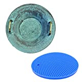 American Scientific Resonance Chinese Spouting Bowl Plus Rubber Mat | Create a Dancing Water Fountain Display | Relaxing and Satisfying Experience