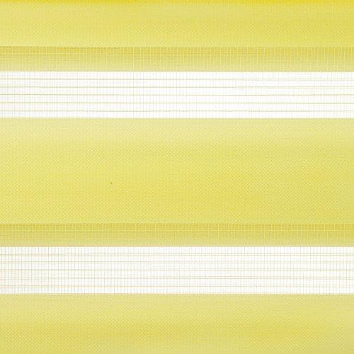 Doppelrollo Gelb Lemon GARDUNA - 3