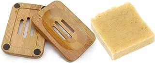 Mijo No.04 Ziegenmilchseife mit Ringelblumen handgemachte Naturseife mit Bio Olivenöl, ohne Palmöl ca. 100g  Schale