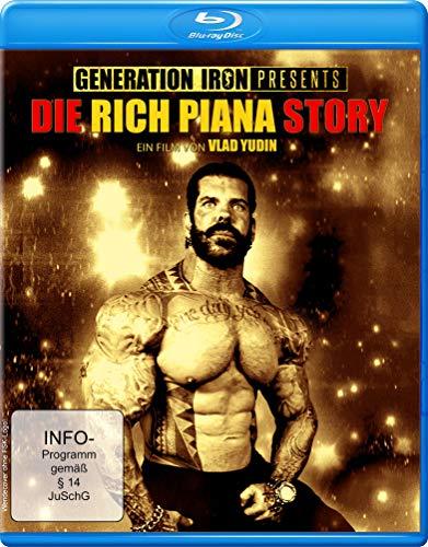 Generation Iron: Die Rich Piana Story [Blu-ray]