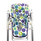 Babys-Dreams - cuscino per seggiolone, ricambio per Peg Perego Prima Pappa Diner, 24 colori