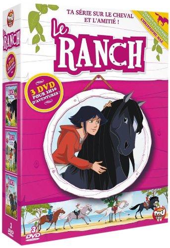 Le Ranch-Coffret 3 DVD