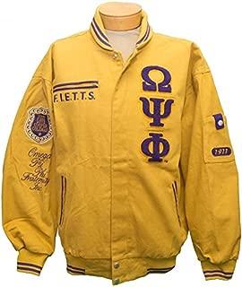 fraternity jackets
