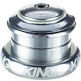 クリスキング(Chris King) インセット7 ヘッドパーツ FS0058 シルバー 1-1/8>1.5Inset/Ext 44mm