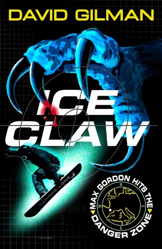 Ice Claw: Danger Zone (English Edition)
