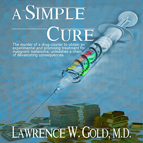 A Simple Cure audiobook cover art