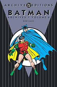 Batman Archives, Vol. 6 - Book  of the DC Archive Editions