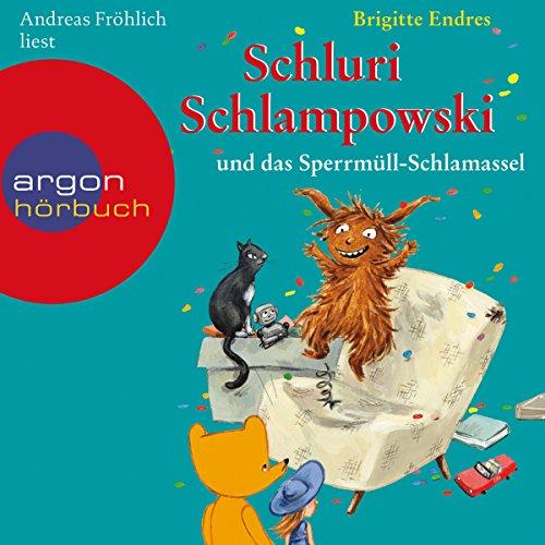 Schluri Schlampowski und das Sperrmüll-Schlamassel Titelbild
