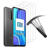 ANEWSIR 3 Stück Schutzfolie für Xiaomi Redmi Note 9 4G/Redmi 9/ 9A /9C Bildschirmschutzfolie, Ultra-klar Bildschirmschutz, Anti Bläschen, Bildschirm Schutzfolie Folie für Note 9 4G/Redmi 9/ 9A /9C.