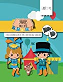 EMSteps #18 Al circo: Istruzioni per costruire con i mattoncini scanalati (EMSteps Basic) (Italian Edition)