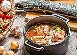 Primer Plato Oreja Verduras Pescado Lucio El Primer Plato Sopa De Pescado 1000 Piezas De Rompecabezas Grueso Engrosado Regalos De Cumpleaños para Niños