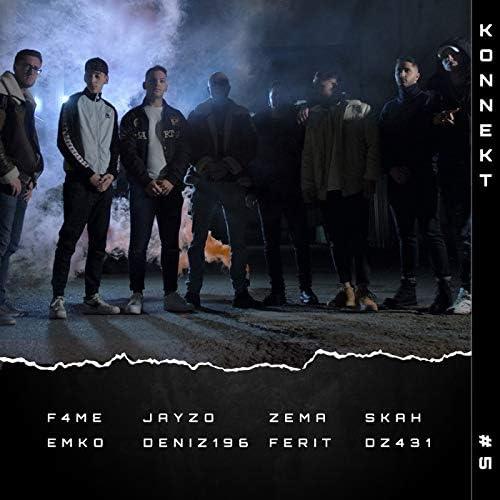 Ferit, Deniz196 & SKAH feat. Emko, F4me, Zema, DZ431 & Jayzo