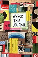 Penguin Wreck This Journal Now In Color Book Penguin Wreck This Journal Now In Color Book- A spectacular coloring and painting edition of The Wreck This Journal series. Muster up your best mistake- and mess-making abilities to fill the pages of the b...