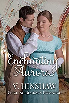 Enchanting Aurora by [Victoria Hinshaw, The Write Designer, Lucky 13]