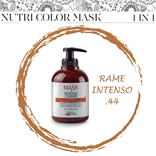 Mask Intense Copper 300 ml - Desing Look