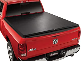 TruXedo TruXport Soft Roll Up Truck Bed Tonneau Cover | 290101 | fits 00-07 Dodge Dakota Quad Cab 5' bed