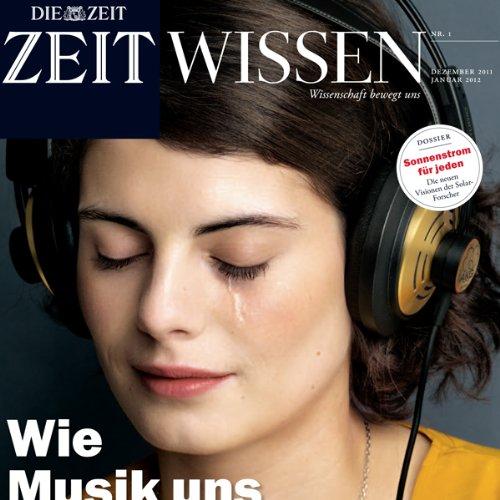 ZeitWissen: Dezember/Januar 2011/2012 Titelbild