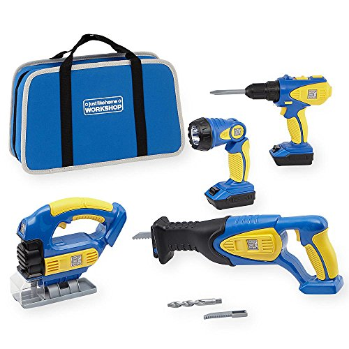 Just Like Home Workshop Deluxe Power Tools