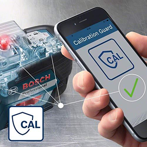 Bosch Professional Linienlaser GLL 3-80 C & Empfänger Set - 4