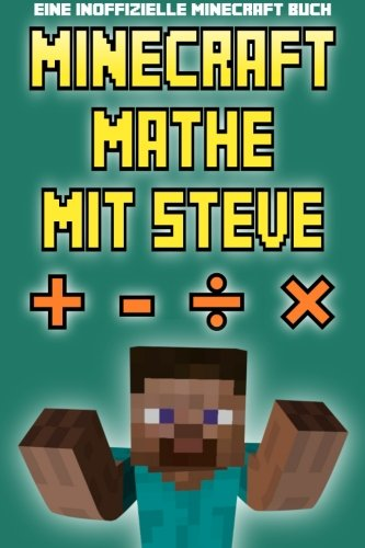 Minecraft Mathe mit Steve