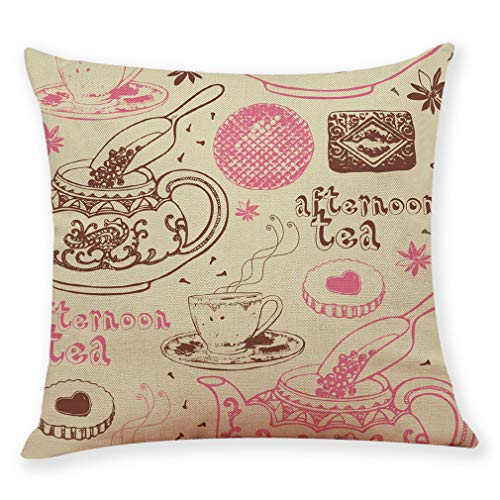 jieGorge 1PC Home Decor Cushion Cover Graffi Style Throw Pillowcase Pillow Covers, Home Decor Sales,for Halloween Day (F)