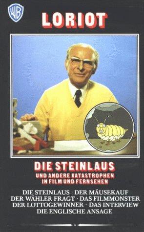Loriot - Die Steinlaus und andere Katastrophen in Film und Fernsehen