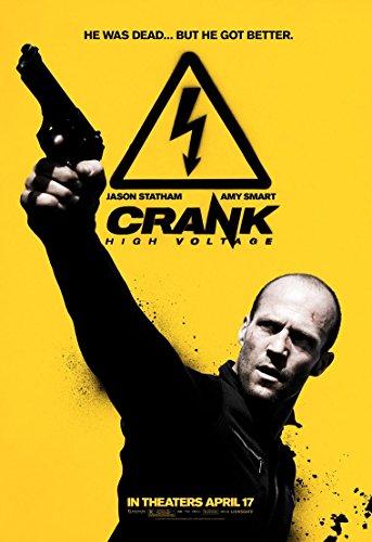 Crank High Voltage Movie Poster 70 X 45 cm