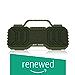 (Renewed) Ant Audio Treble X 950 Portable Bluetooth Speaker 6W, FM/Aux/SD Card/USB with TWS Function - Green