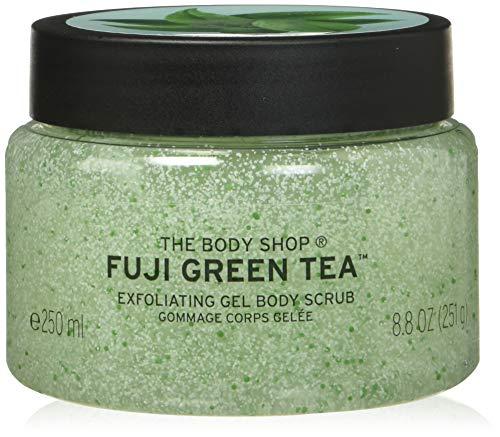 The Body Shop The body shop fujigreen tea body scrub 250ml