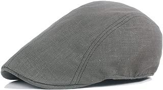 Fashion Hats Retro Beret Cap Summer Spring Autumn Winter Wool Ladies Men's Cotton and Linen Cap Solid Color Retro Vintage Outdoor Visor Hat Painter Hat Newspaper Boy Cap Elegant Hats
