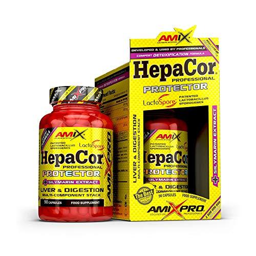 Amix Hepacor Protector 90 Caps 360 g