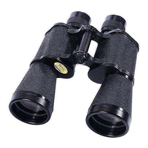 GQY 12X45 Fernglas niedrige Lichtstärke Nachtsicht Metallstruktur 12 mal HD