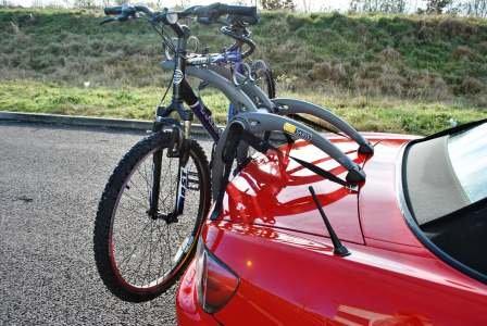 Honda S2000 Portabicicletas para descapotable