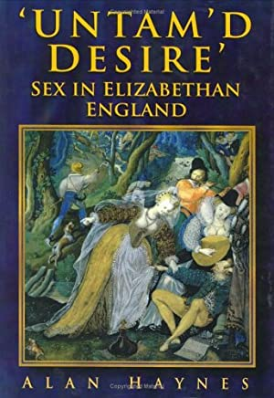 Sex in elizabethan ages