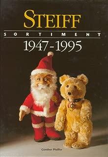Steiff Sortiment: 1947-1995