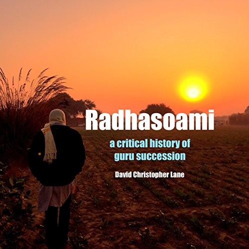Radhasoami audiobook cover art