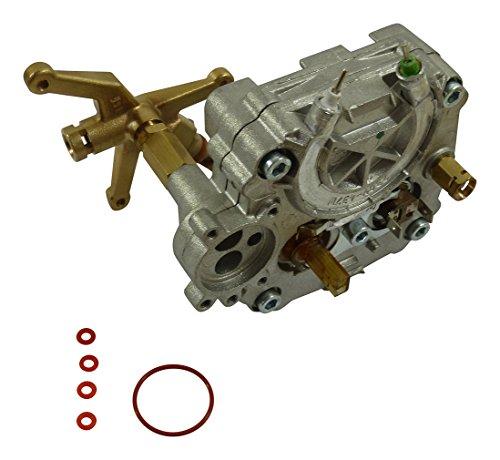 Miele Durchlauferhitzer Boiler Kessel Heizung CVA 620 einbaufertig inkl. Dichtungen NEU