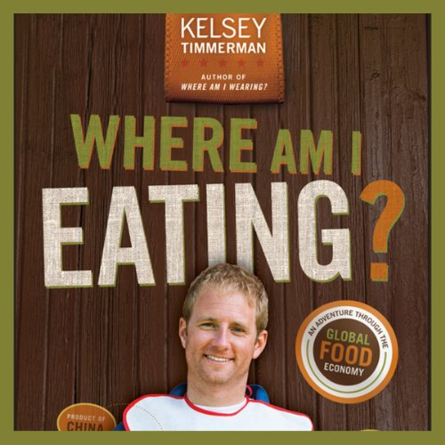 Where Am I Eating? cover art