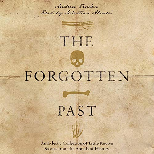 The Forgotten Past audiobook cover art