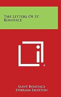 The Letters of St. Boniface